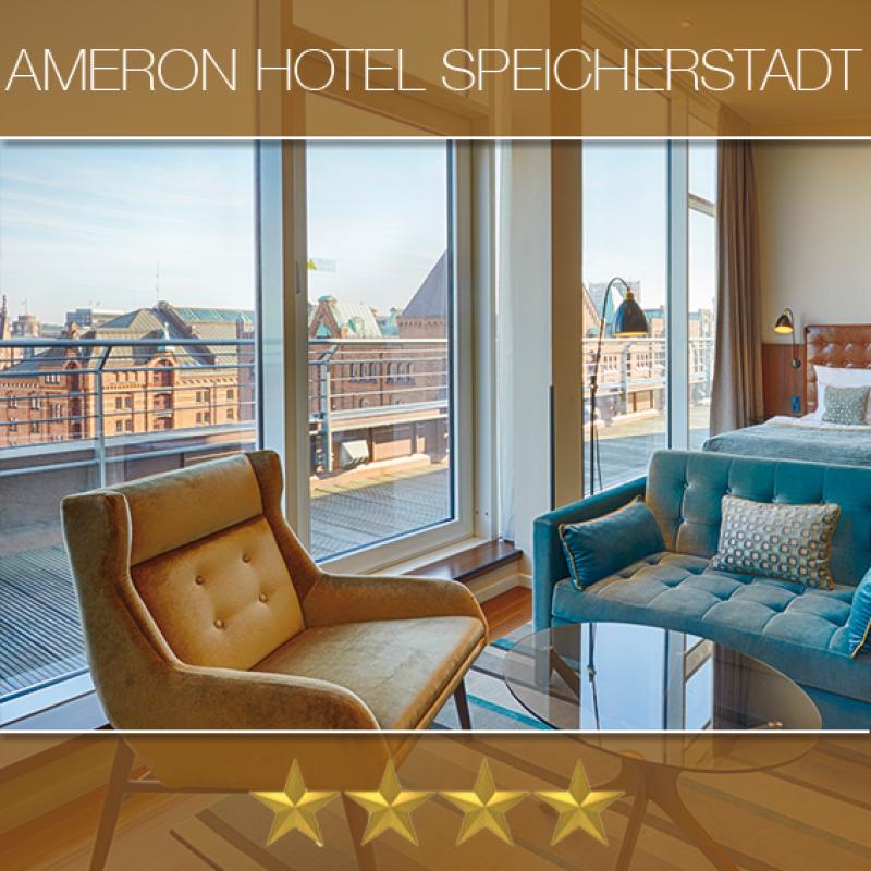 Ameron Hotel Speicherstadt - Hamburg Tourist.info