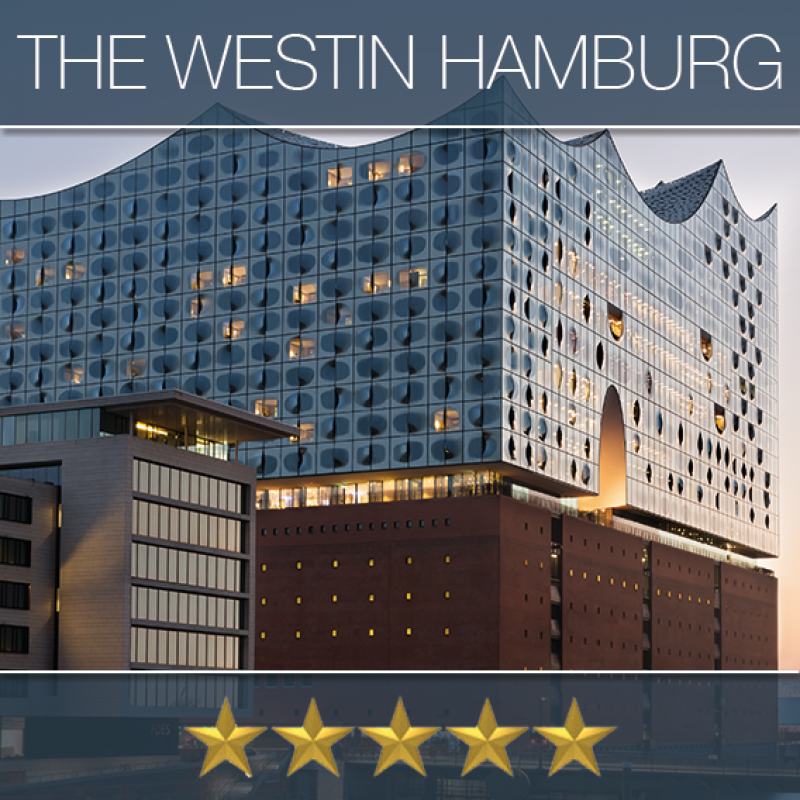 Hotel Hamburg The Westin In Der Elbphilharmonie