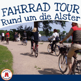 Fahrradtour - Rund um die Alster