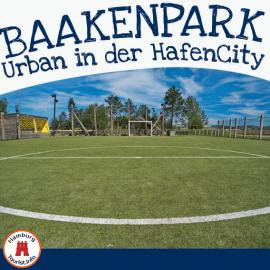 BAAKENPARK IN HAMBURG