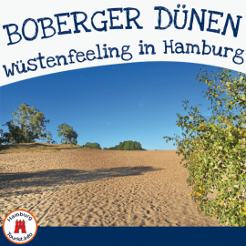 Boberger Dünen - Strandfeeling in Hamburg