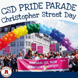 CSD - Pride Fahrrad-Parade