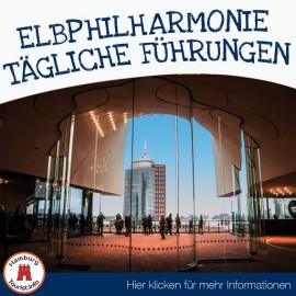 ELBPHILHARMONIE FÜHRUNG | RUNDGANG