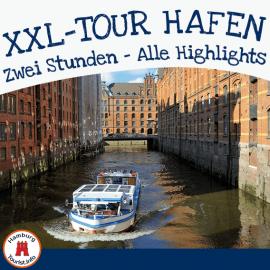 Große Hafenrundfahrt XXL-Zwei-Stunden