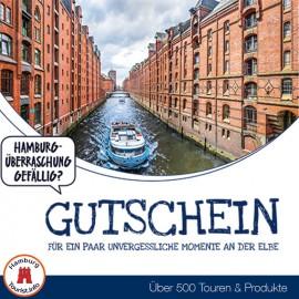 HAMBURG GESCHENK GUTSCHEIN