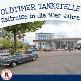 Oldtimer Tankstelle Hamburg