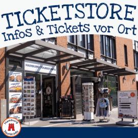 Ticketstore Hafencity – Hamburg Informationen vor Ort