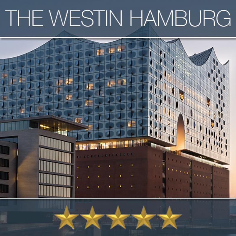 Hamburg Hotel Westin