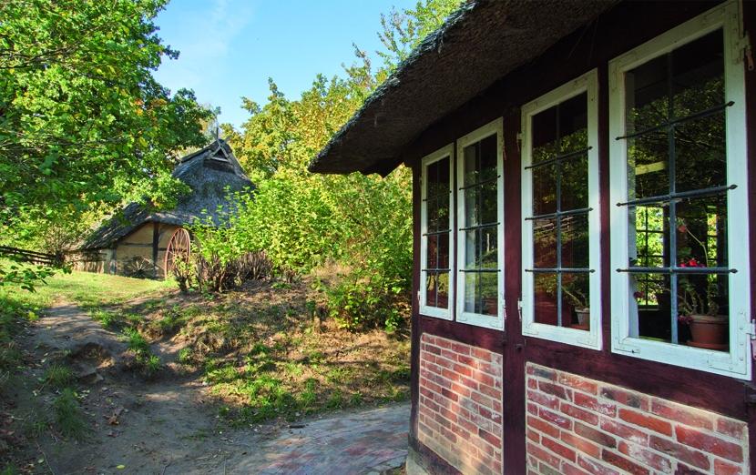 Freilichtmuseum Kiekeberg Haus