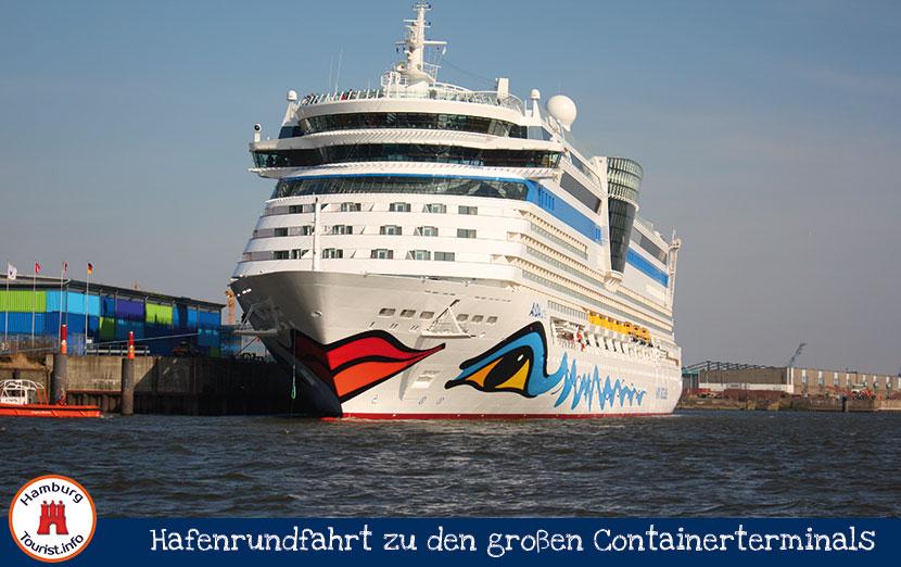 Hafenrundfahrt-kreuzfahrtterminals