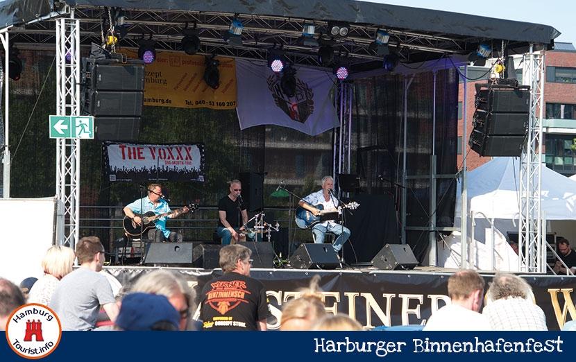 Harburger-binnenhafenfest