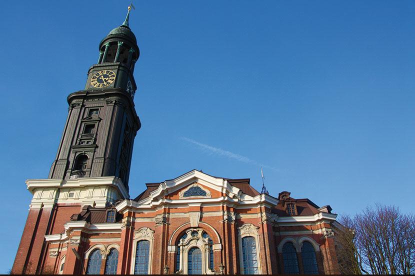 St Michaelis - der Michel
